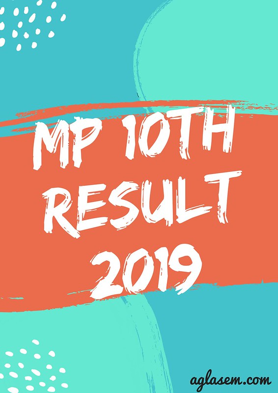 MP Board 10th Result 2019 (Announced) | MPBSE Result 2019- Check Here