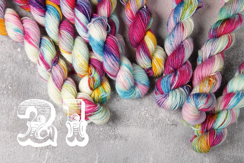 Day 21's yarn