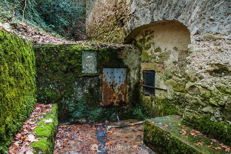 Fuente de Sant Martí del Corb