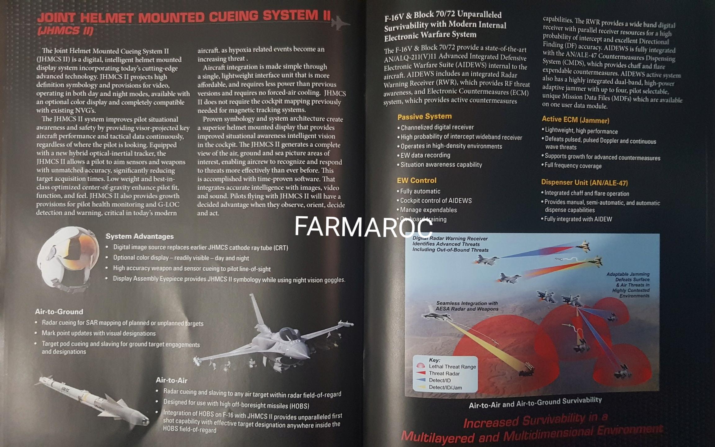 The Moroccan F-16V Viper / Block 72 program - Page 4 45580119482_f96db50fe6_o