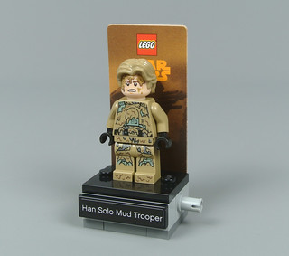 Review: 40300 Han Solo Mudtrooper