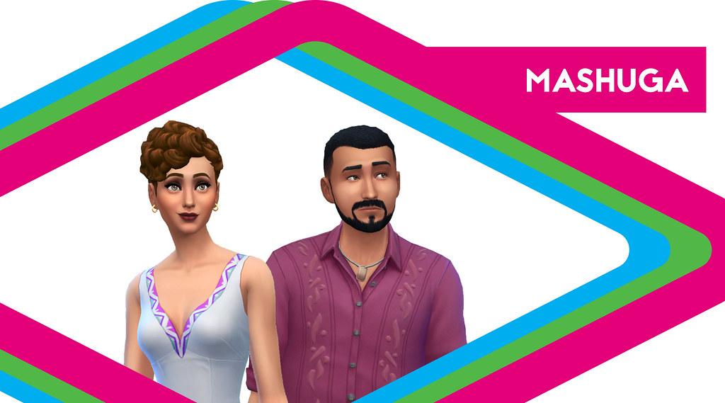 Sims de antaño: Los Mashuga
