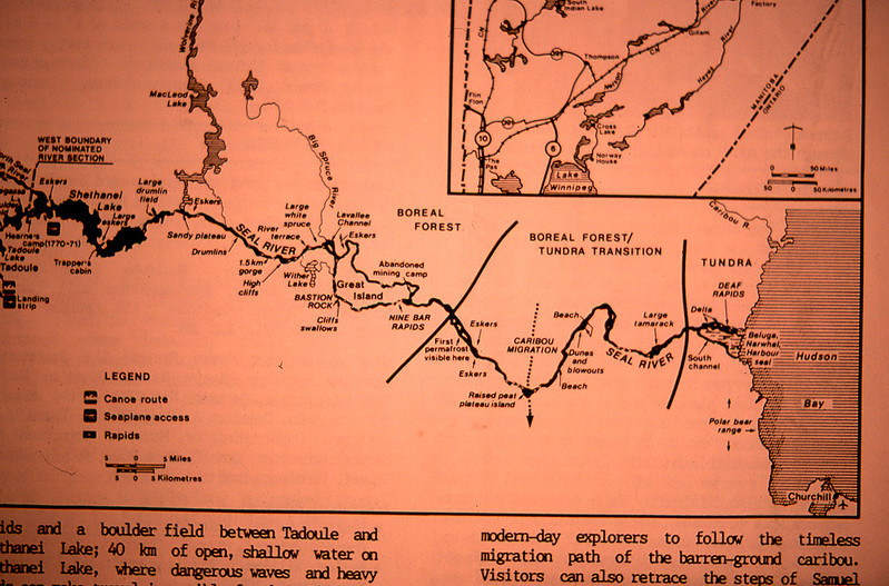 Seal River in Northern Manitoba - Canoetripping net Forums