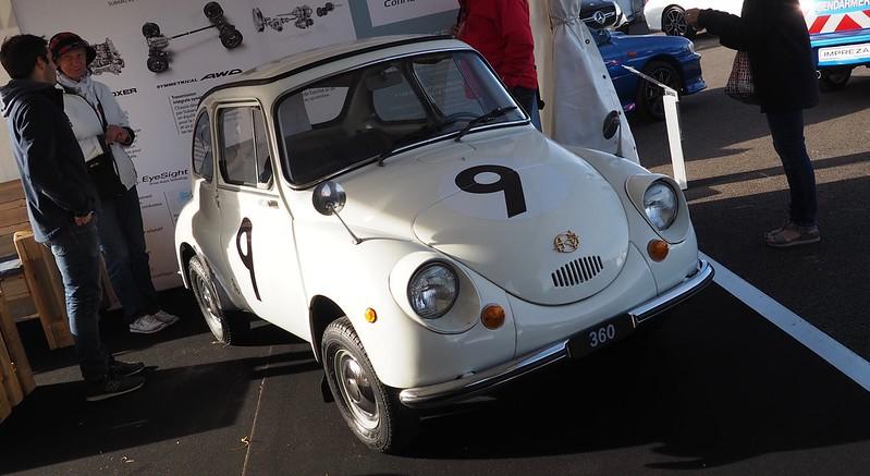 Subaru 360 1958/71, l'anti FIAT 500 44952849582_9aa9bfe7f3_c