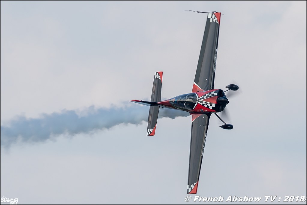 MXS-RH Rob Holland Ultimate Airshows EAA Oshkosh 2018