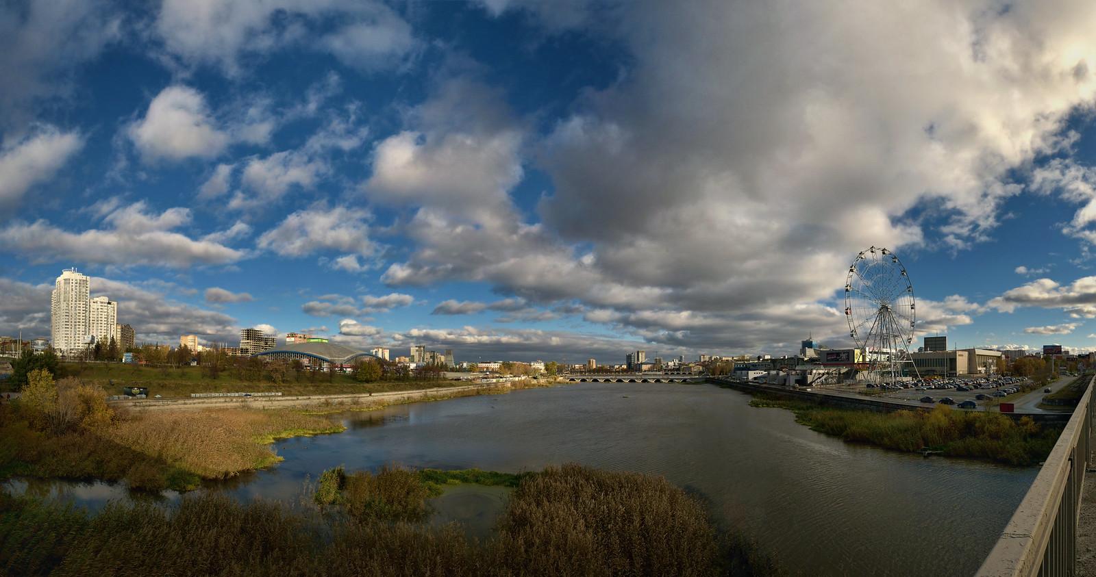 Челябинск, площадь революции