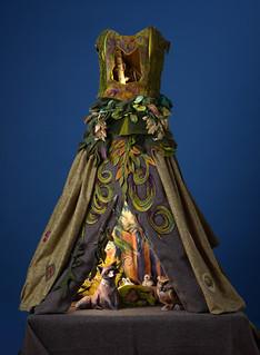 Black Forest Dress by Paula Slick