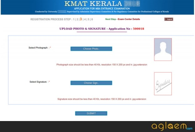KMAT Kerala Application Form for Feb 2019 session