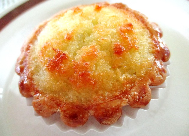 C & C Gallery coconut tart