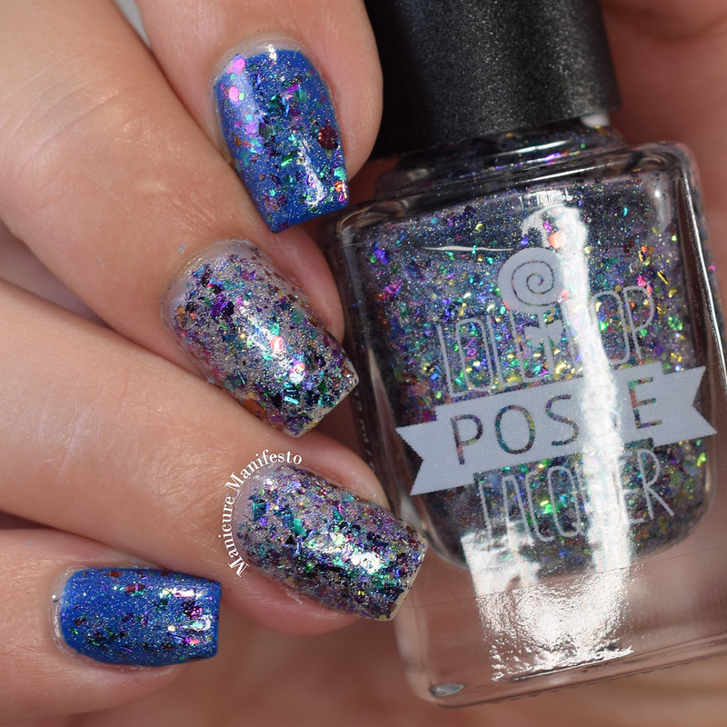 Lollipop Posse Lacquer Call My Baby Lollipop swatch