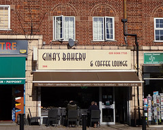 Picture of Gina's Bakery And Coffee Lounge, N11 1AH