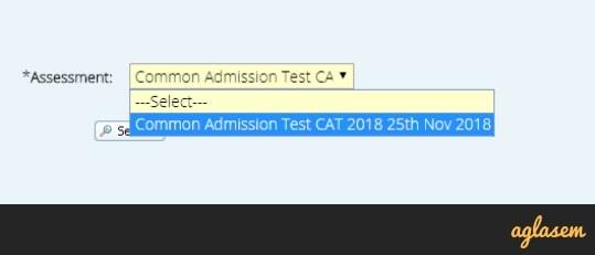 CAT 2018 Admit Card / Hall Ticket (iimcat.ac.in) - Released, Download here