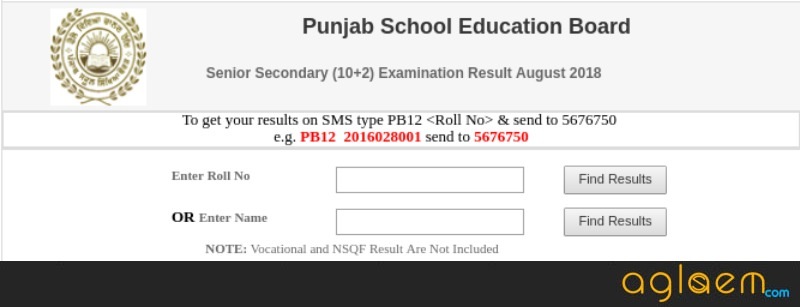 Punjab Board Supplementary Result 2018