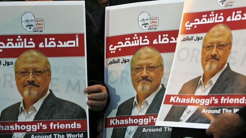 沙國記者哈紹吉於10月2日進入領事館後遭殺害。(圖片來源:Lefteris Pitarakis/AP)