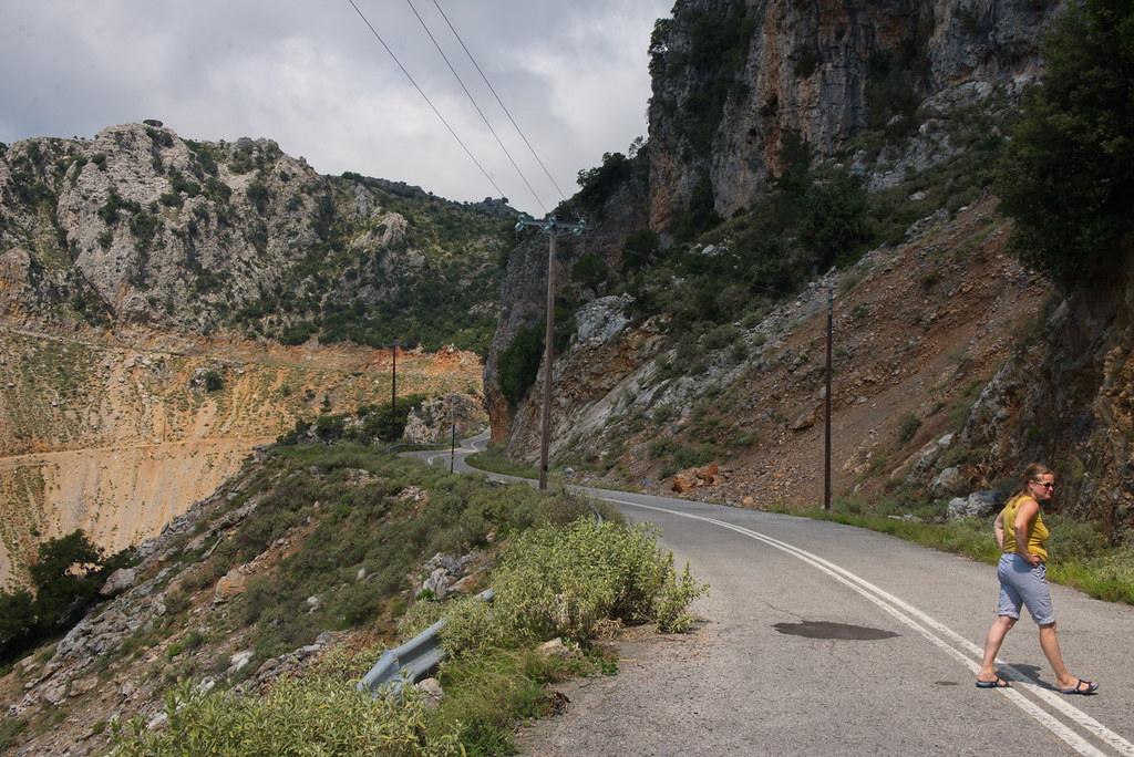 """В поисках """"дикой"""" Греции: остров Эвбея -"""