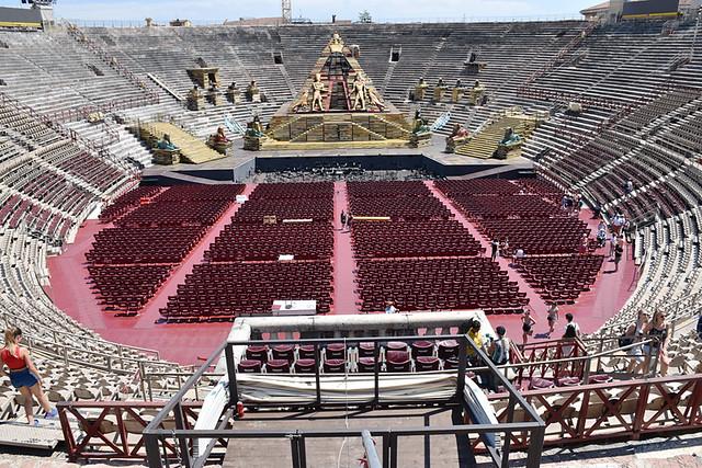 Arena, Verona, Italy