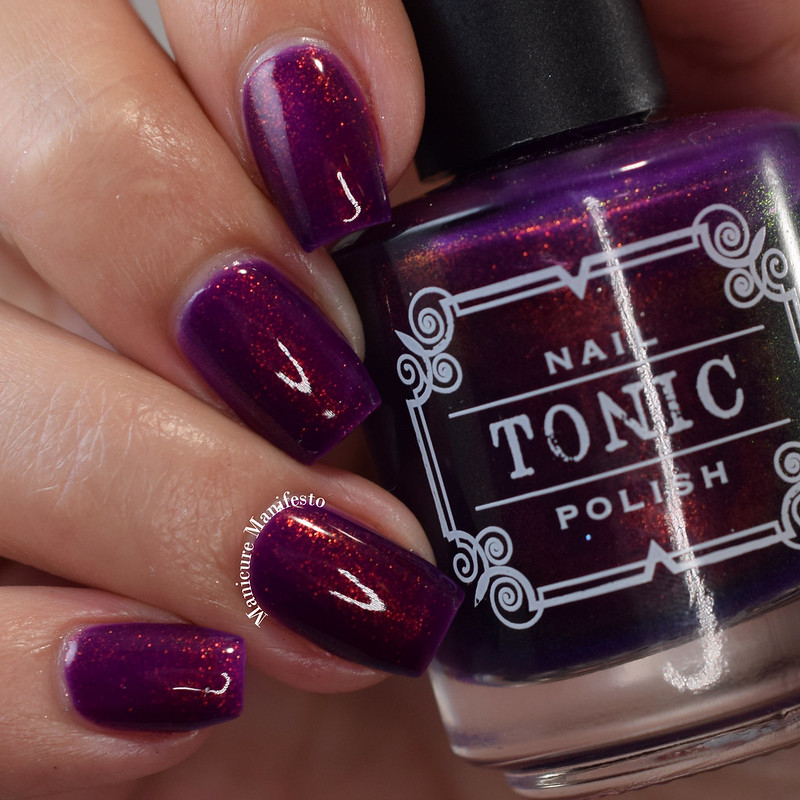 Tonic Polish Serendipity swatch