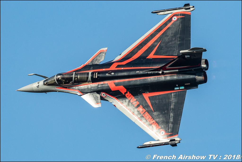 rafale solo display 2018 , Meeting aérien Des Étoiles et des Ailes 2018 - Aéroport de Toulouse Francazal , Canon EOS , Sigma France , contemporary lens , Meeting Aerien 2018