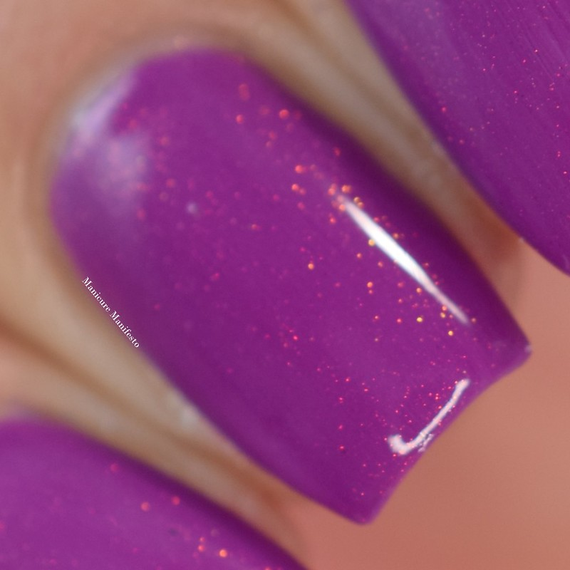 Girly Bits Original Gangsta swatch