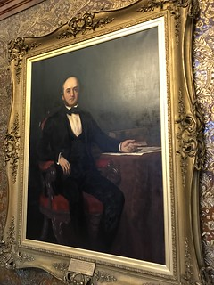 Portrait of Robert Stewart of Murdostroun, Lord Provost of the City of Glasgow 1851-1854 and First Convener of the Water Committee 1855-1856.
