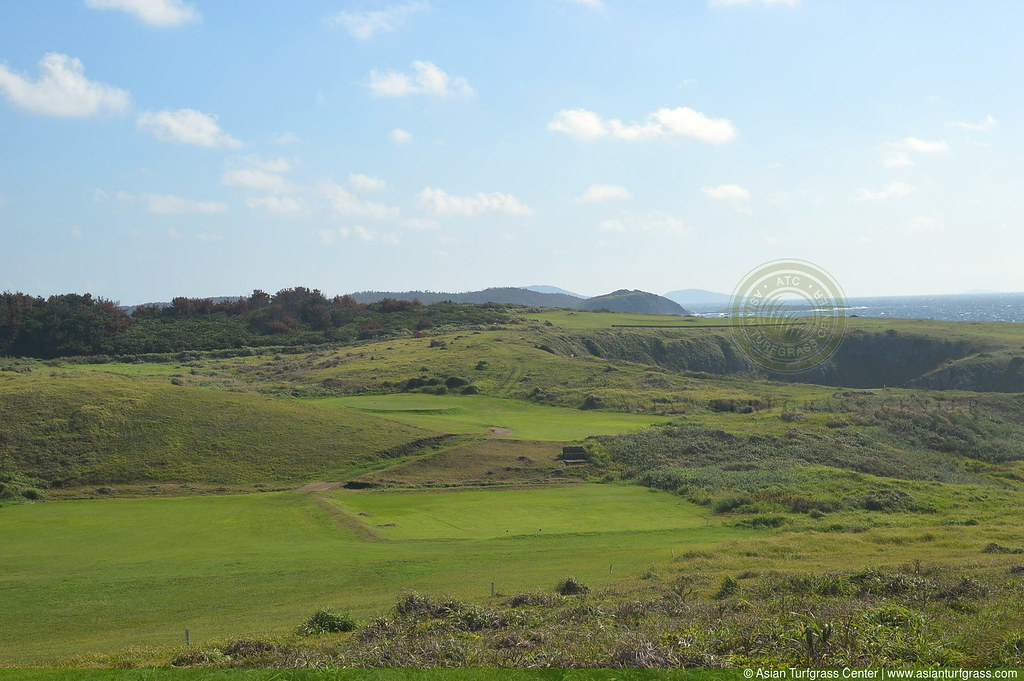 land made for golf Ukushima GC