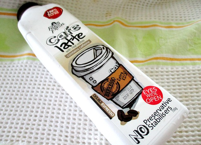 Farm Fresh cafe latte