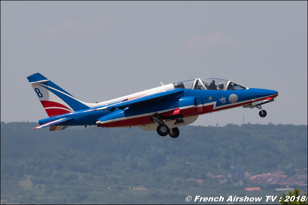 Patrouille de France Meeting de l Air BA-133 Nancy Ochey 2018 FOSA Armee de l Air Canon Sigma France contemporary lens Meeting Aerien 2018