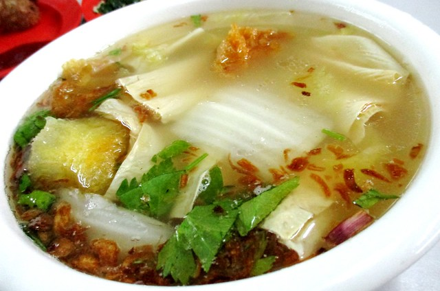 A-Plus fish maw soup