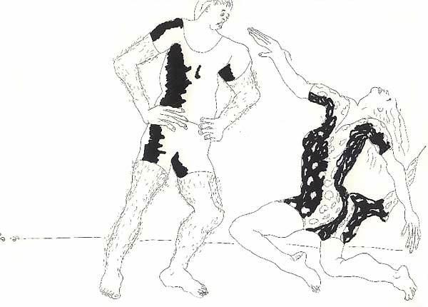 Dessins de la relation homme femme et de l 39 amour dessin ho flickr - Dessin de l amour ...