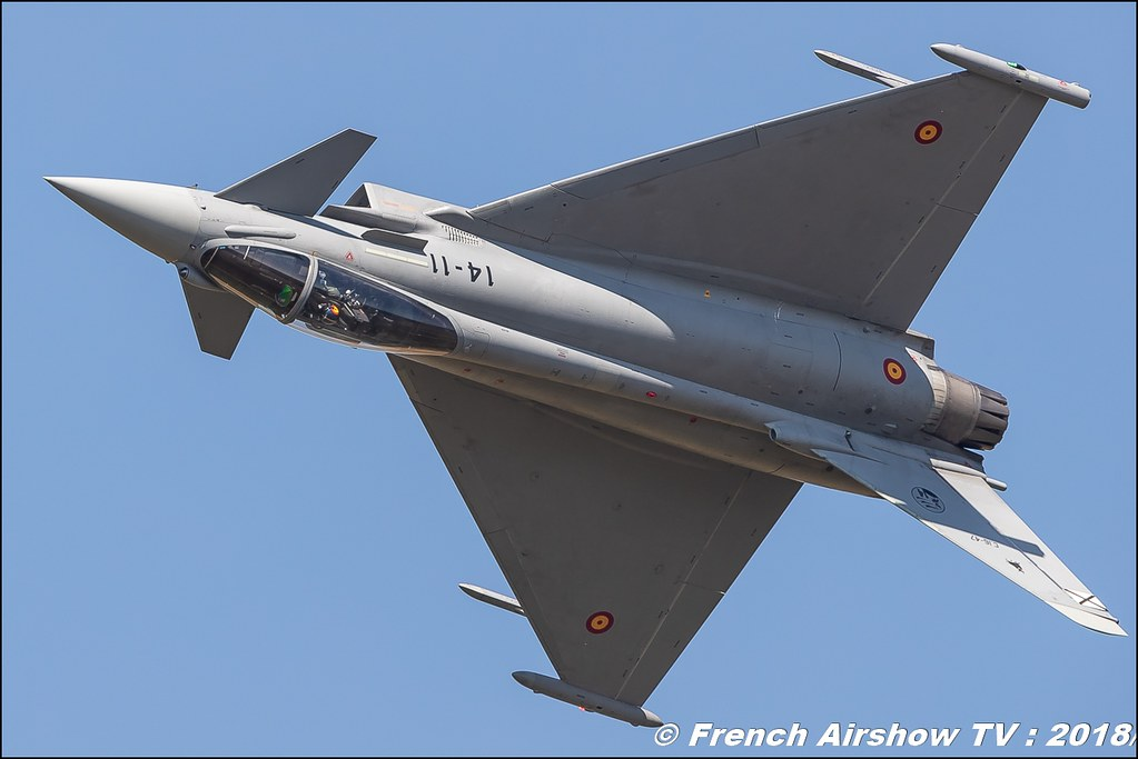 Eurofighter Typhoon Ejército del aire Meeting de l Air BA-133 Nancy Ochey 2018 FOSA Armee de l Air Canon Sigma France contemporary lens Meeting Aerien 2018