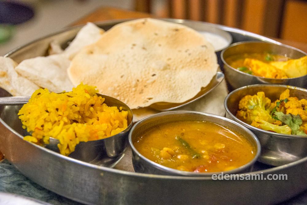 Ресторан индийской кухни Royal India Бангкок
