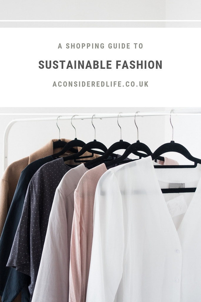 A Sustainable Fashion Brand Directory