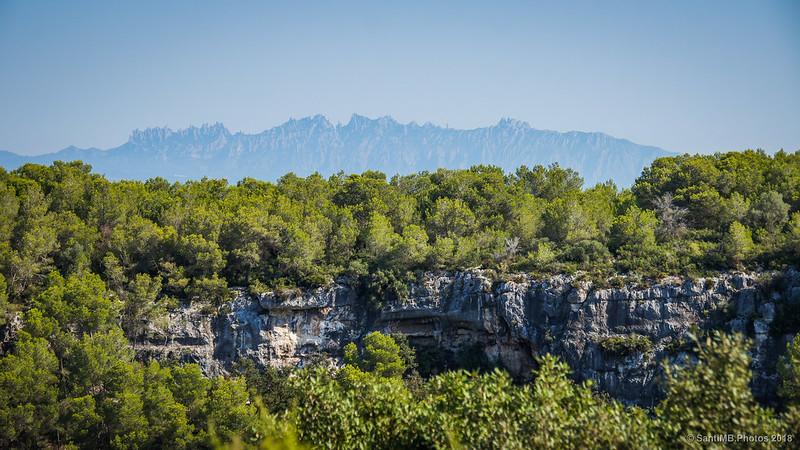 Balmes de Can Ximet y Montserrat