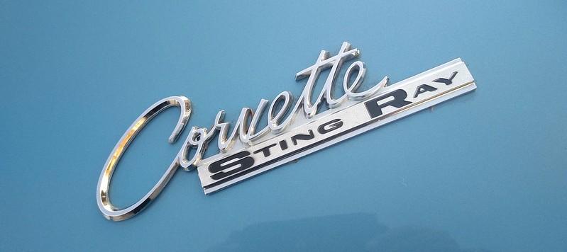 Chevrolet Corvette Sting Ray 1965 30527919037_790273fc4d_c