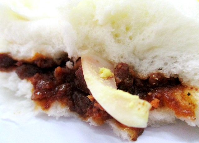 Eco Delite Food Court, char siew pao