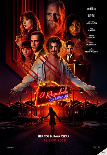 El Royale'de Zor Zamanlar - Bad Times at the El Royale (2018)
