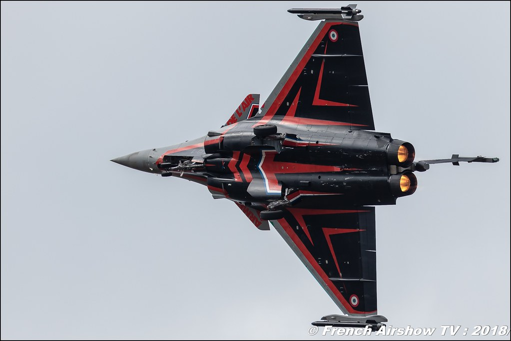 Rafale Solo Display 2018 Lieux Canon Sigma France contemporary lens Meeting Aerien 2018