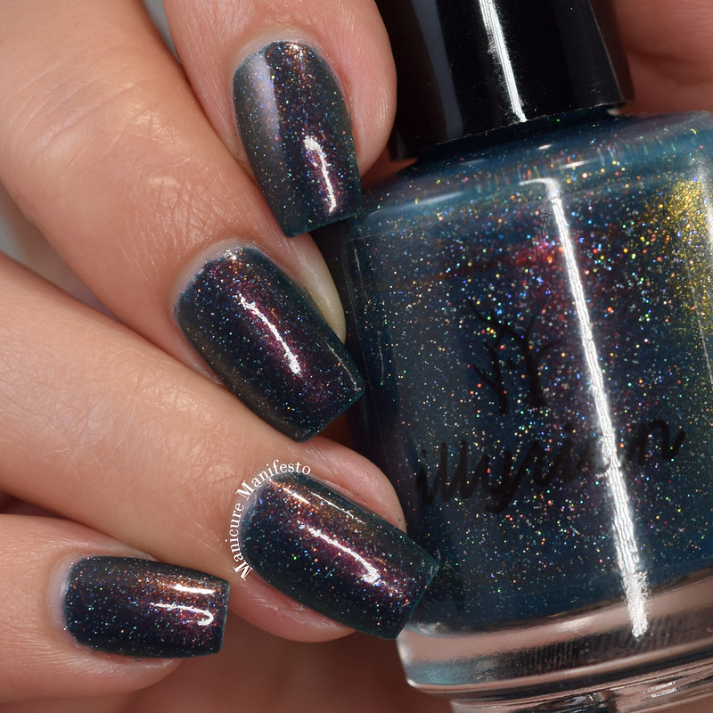 Illyrian Polish Narrow Sea swatch