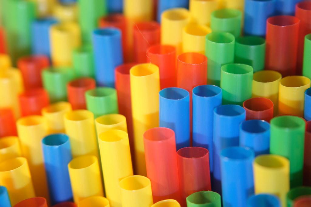 吸管。Karl Wright(CC BY-NC 2.0)