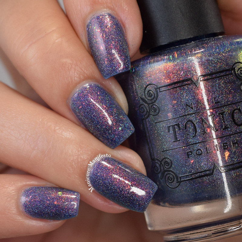 Tonic Polish The Best Is Yet To Come swatch