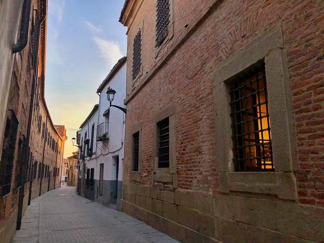 Calle de Coria (Cáceres)