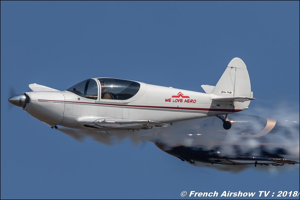Patrouille Swift - French Airshows TV Photography, Meeting Aeriens