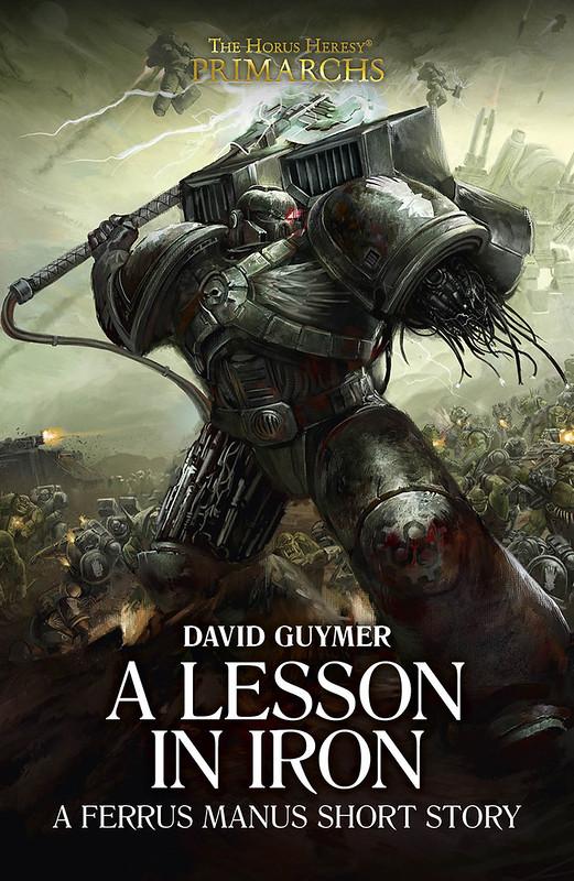 «Урок железа», Дэвид Гаймер | A Lesson in Iron by David Guymer
