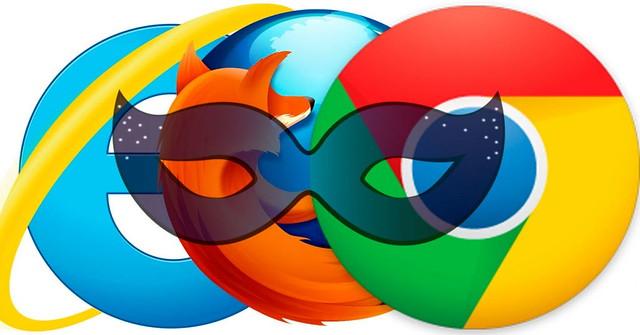 Situaciones en las que el modo incognito de los navegadores es de gran utilidad