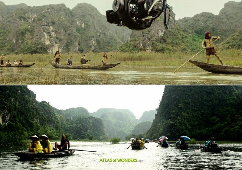Kong Skull Island Locations
