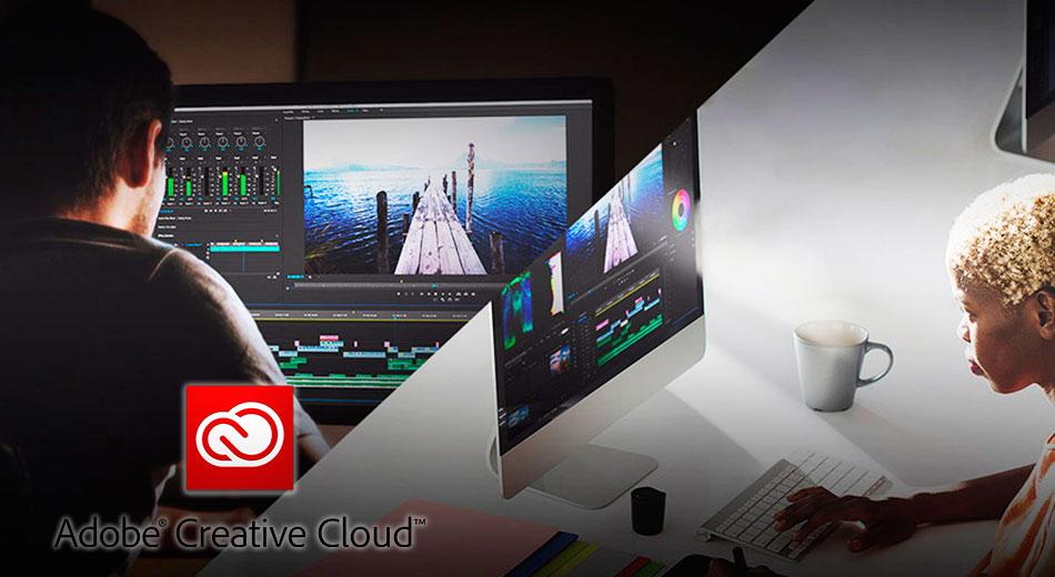 Conoce las novedades en vídeo de Adobe Creative Cloud