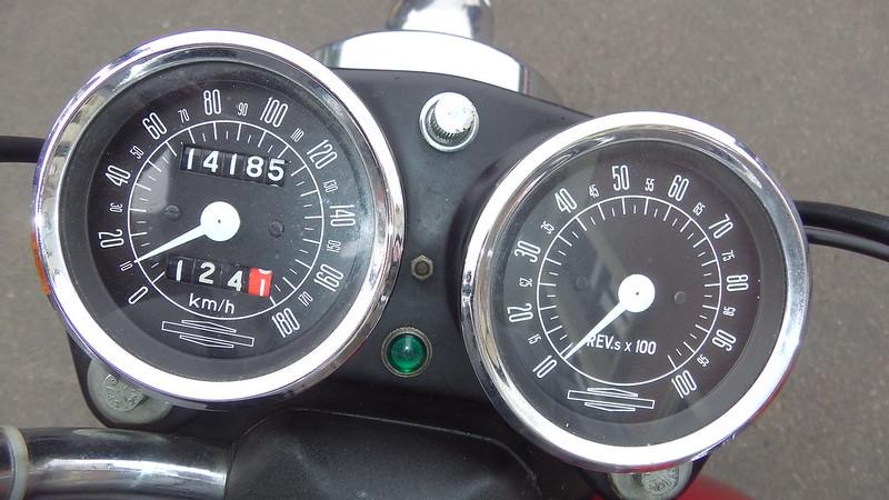 Aermacchi 350 Harley Davidson 1974  44689131085_c8578c3b36_c