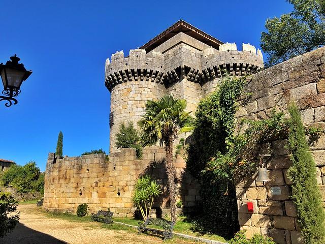 Castillo de Granadilla (Tierras de Granadilla, Cáceres)