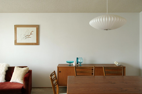dining room - inlaws | by The 10 cent designer