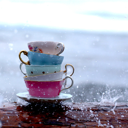 tempest in a teacup | by madelyn * persisting stars
